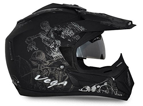 off road helmet side