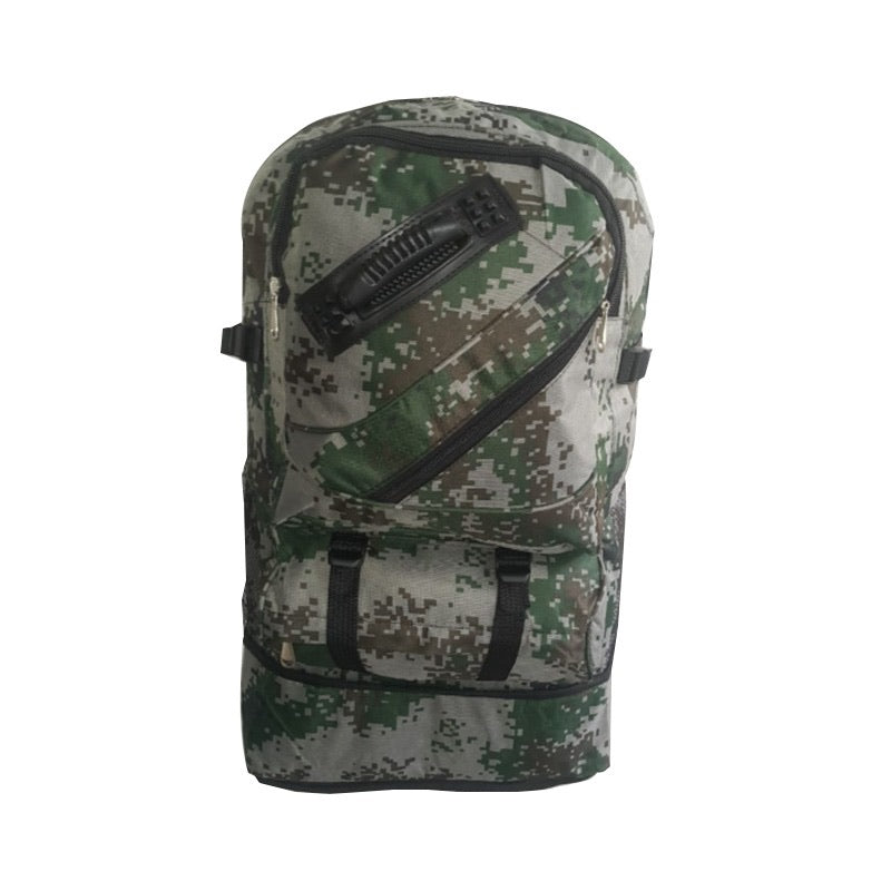 Camouflage Adventure Backpack 60L