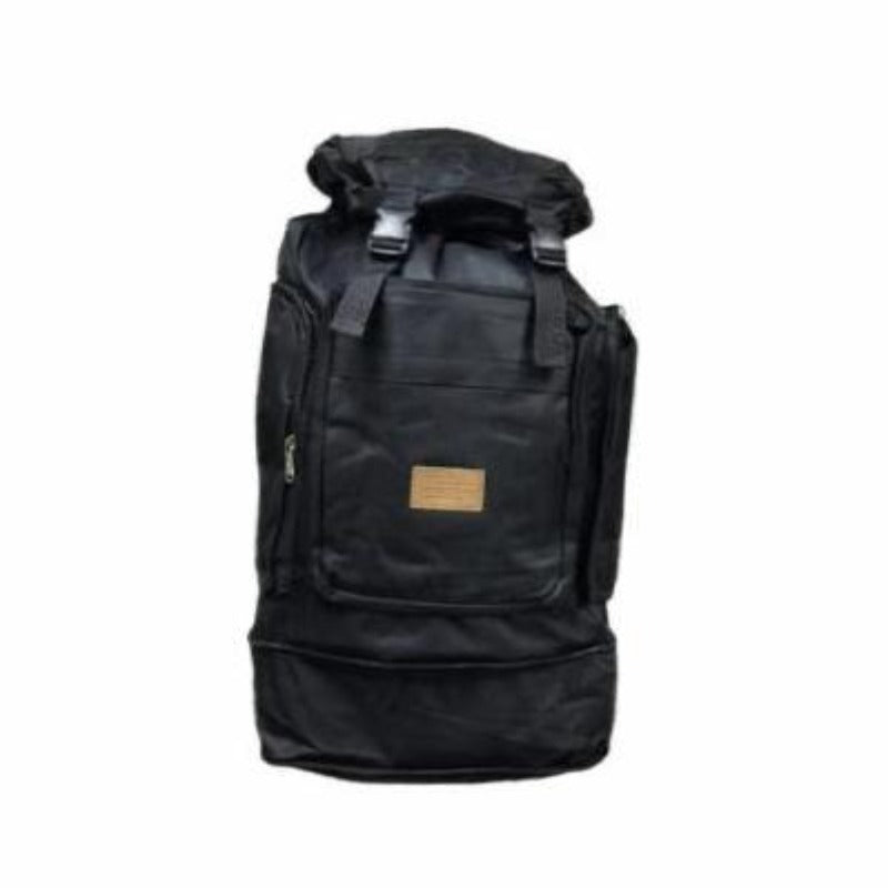 Outdoor Hiking Backpack 60L / Black