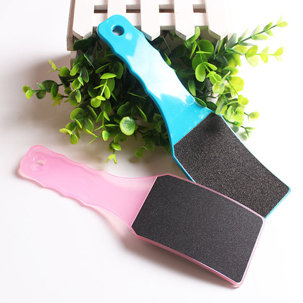 Pink Hard Callus Skin Remover And Pedicure Tool