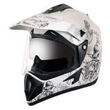 vega off road white and black