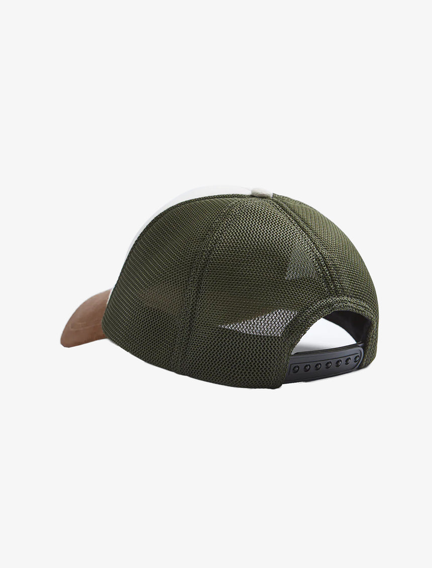 CONTRASTING PATCH CAP