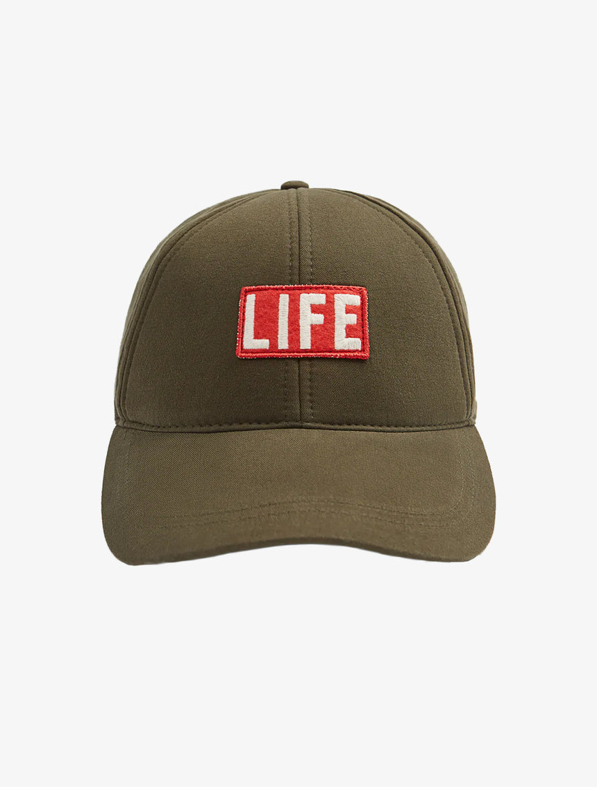 LIFE © PATCH CAP