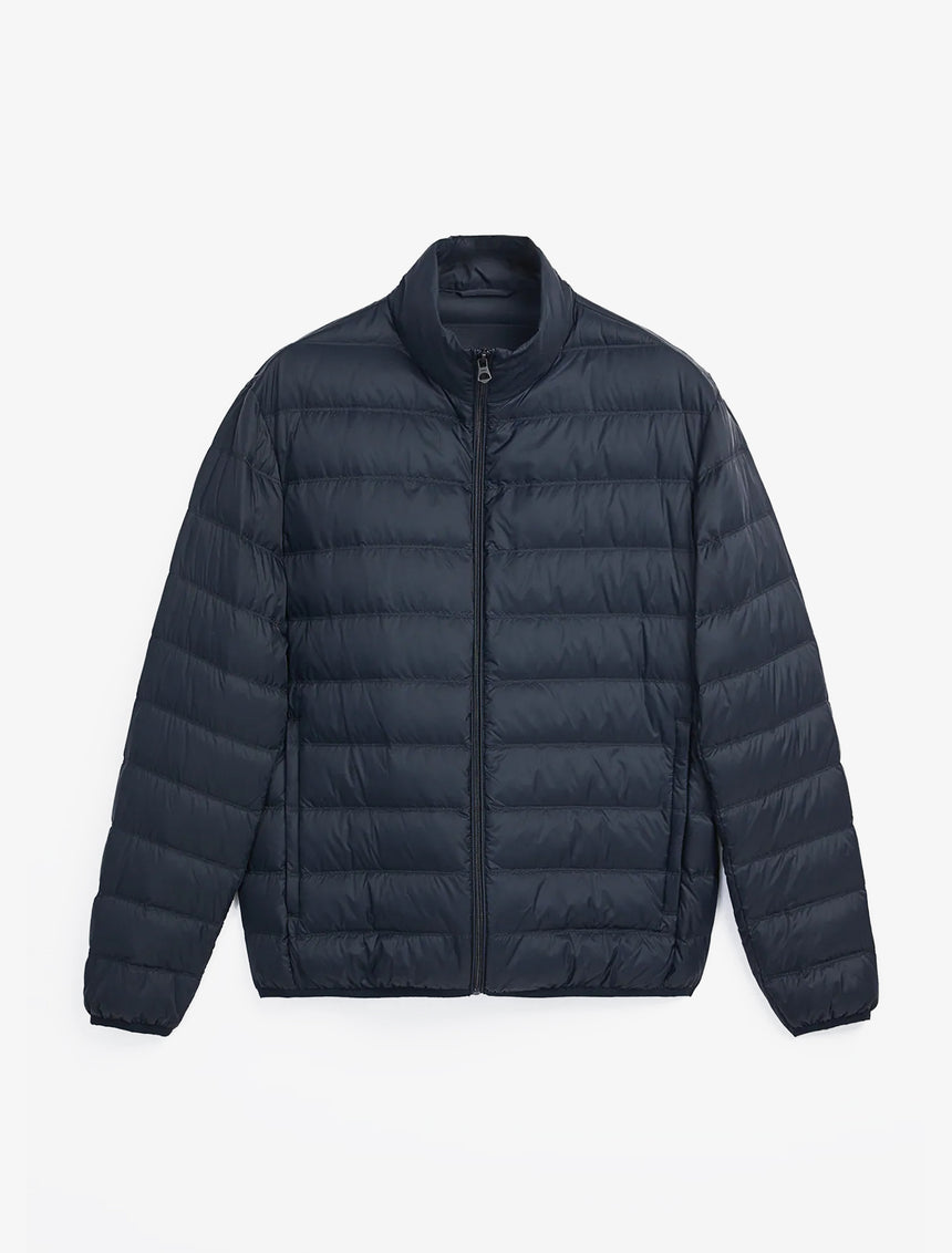 LIGHTWEIGHT PACKABLE PUFFER JACKET