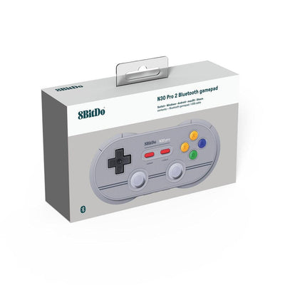 8BitDo Controller N30 Pro 2 - 6 Edition