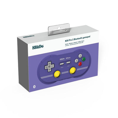 8BitDo Controller N30 Pro 2 - C Edition
