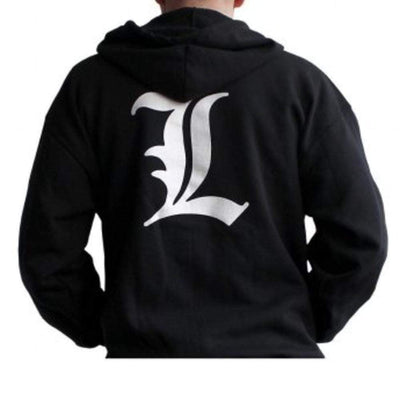 Abysse Apparels Death Note - Sweat - Homme Black