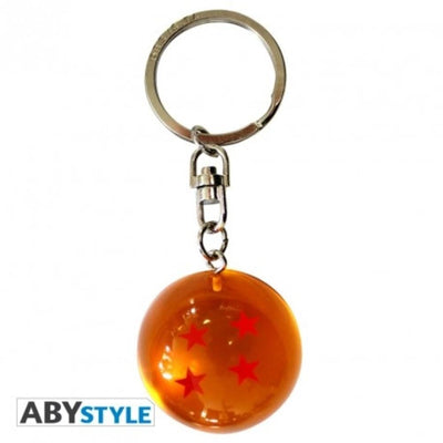 "Abysse Novelty DRAGON BALL - Keychain 3D ""DBZ/ Dragon Ball"""