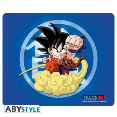 Abysse Novelty DRAGON BALL - Mousepad - DB/ Son Goku magic cloud