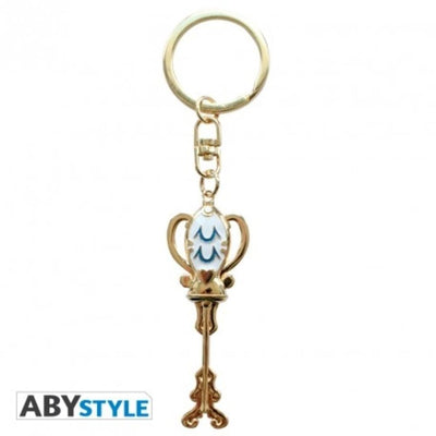 "Abysse Novelty FAIRY TAIL - Keychain 3D ""Aquarius key"""