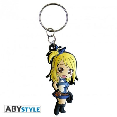 "Abysse Novelty FAIRY TAIL - Keychain PVC ""Lucy"""