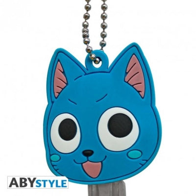 "Abysse Novelty FAIRY TAIL - Keycover PVC ""Happy"""