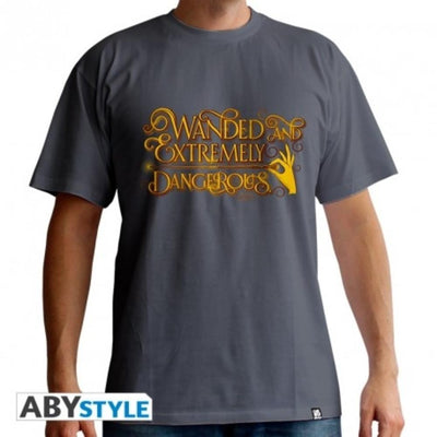 Abysse Apparels Fantastic Beasts - Tshirt  Wanded