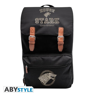 "Abysse Apparels Game Of Thrones - Sac í_ Dos Xxl ""Stark"""