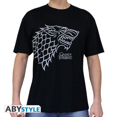 "Abysse Apparels Game Of Thrones - Tshirt ""Stark"""