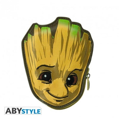 "Abysse Apparels Marvel - Coin Purse ""Groot"""