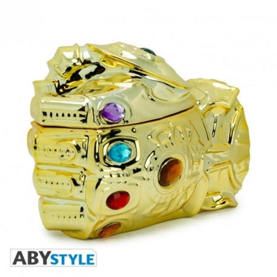 Abysse Novelty Marvel - Mug 3D - Thanos Infinity Gauntlet