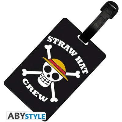 "Abysse Novelty ONE PIECE - Luggage Tag ""Straw Hats"""