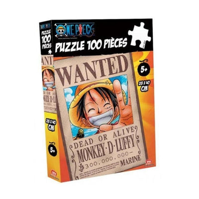 Abysse Novelty One Piece - Puzzle - 100 Pcs New World