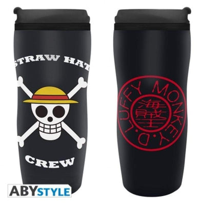 "Abysse Novelty ONE PIECE - Travel mug ""Luffy"""