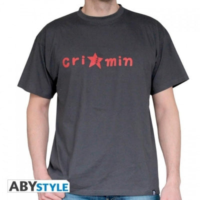 "Abysse One Piece - Tshirt  ""Crimin"""