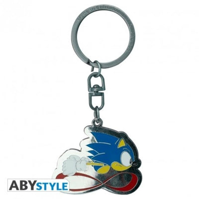 "Abysse Novelty SONIC - Keychain ""Sonic speed"""