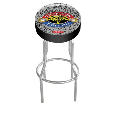 Arcade1Up Arcade Stool Arcade1Up Street Fighter II Arcade Adjustable Stool