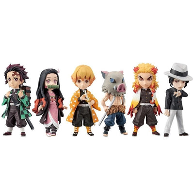 Banpresto WCF Demon Slayer: Kimetsu no Yaiba World Collectable Figure Special Vol.1