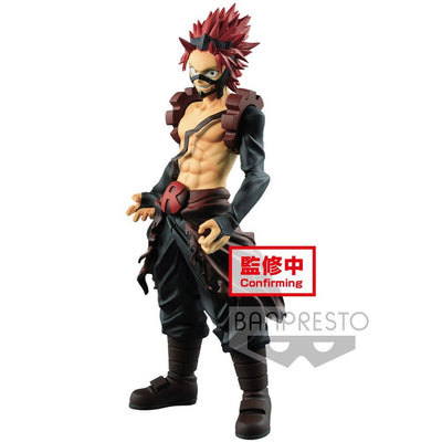 Banpresto PVC Figures My Hero Academia  Age of Heroes -Red Riot-