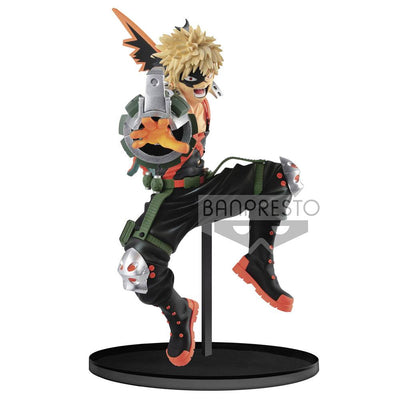 Banpresto PVC Figures My Hero Academia Figure Colosseum Vol.7 Katsuki Bakugo