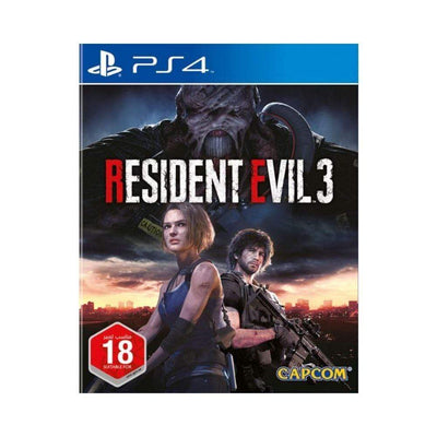 Capcom PS4 Game PS4 Resident Evil 3 Remake