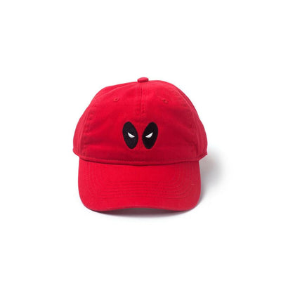 Difuzed Apparels Deadpool - Deadpool Eyes Dad Cap