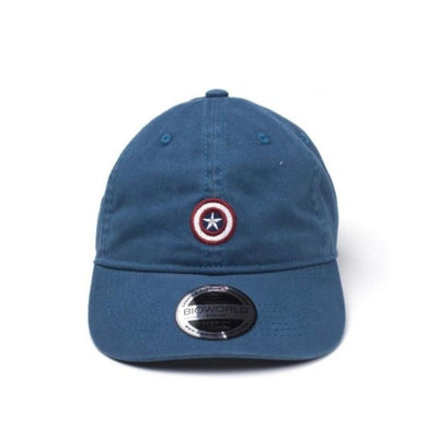 Difuzed Apparels Marvel - Captain America Dad Cap