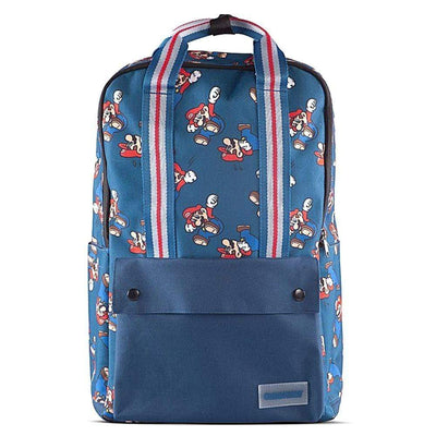 DIFUZED Bags Nintendo - Super Mario AOP Backpack