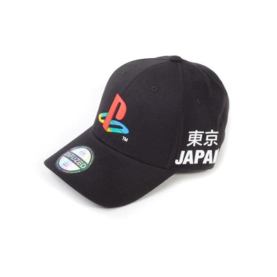 Difuzed Apparels Sony - Playstation Curved Bill Cap