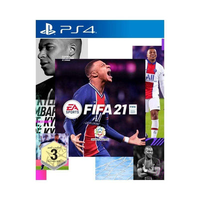 EA Sports Game FIFA 21 - Standard Edition (PS4)