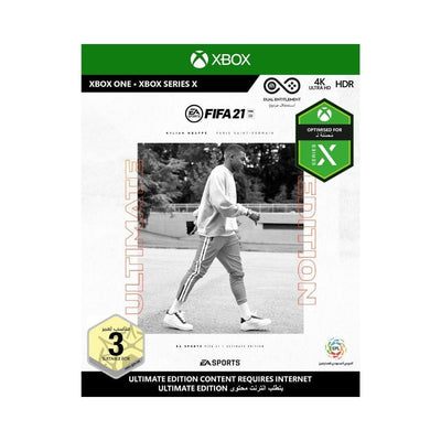EA Sports Game FIFA 21 - Ultimate Edition (XBox One)