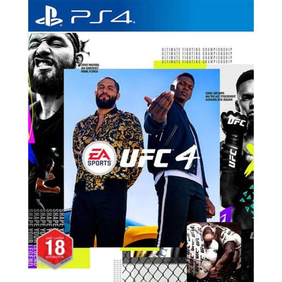 EA Sports Game UFC 4 (PS4)