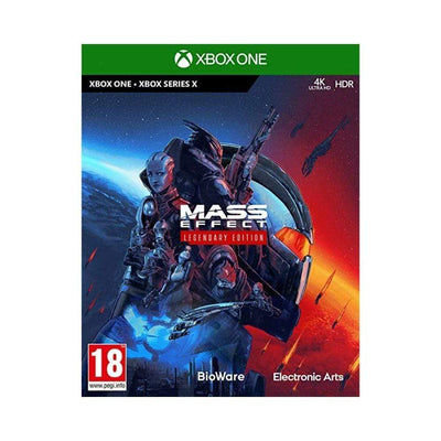 Electronic Arts Inc. XBox Game XBox One : Mass Effect - Legendary Ed.