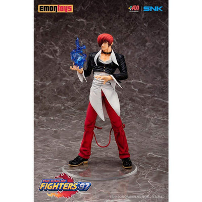 "Emon Toys Figure 1/8 Scale ""The King of Fighters '97"" Yagami Iori"