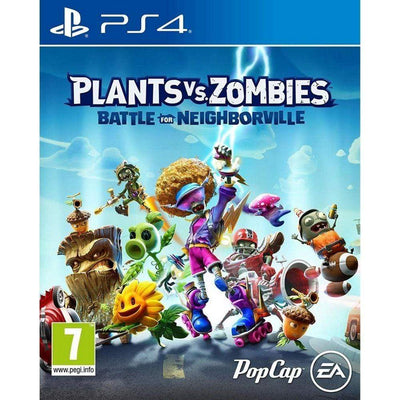 Entertainment Art Inc. Game Plant Vs Zombie : Battle for Neighborville (PS4)