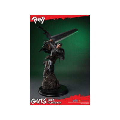 First4Figures Resin Statues Guts: Black Swordsman  -REGULAR STATUE BY F4F-