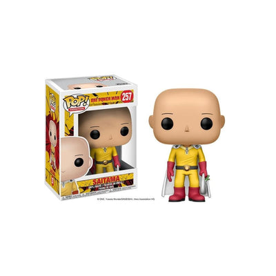 Funko Funko Pop Reg POP Anime: One Punch Man - Saitama 257