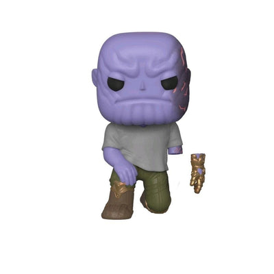 Funko Funko Pop Exclusive Pop Marvel: ECCC Exc Thanos w/ Detachable Arm