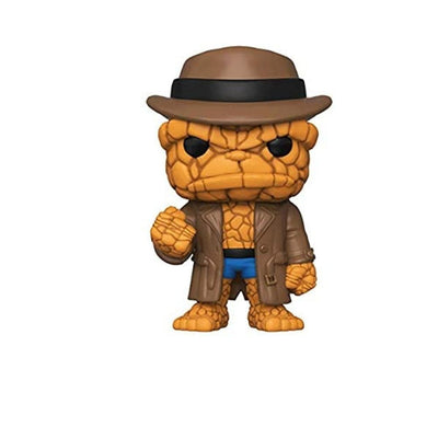 Funko Funko Pop Exclusive POP Marvel: Fantastic Four - The Thing (Disguised) (Exc)