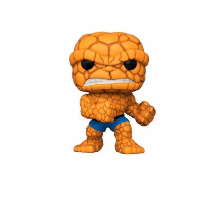 Funko Funko Pop Reg POP Marvel: Fantastic Four - The Thing