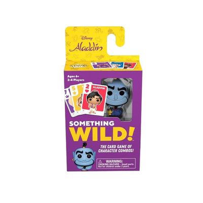 Funko Funko Card Game Signature Games : Something Wild Card Game- Aladdin