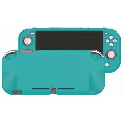 GameWill Silicon Protector Switch Lite Protective Silicon Cover With Grip - Turquoise