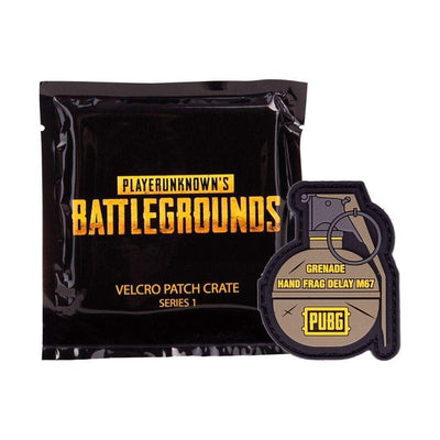 Gaya Entertainment Patch PUBG Velcro Patch