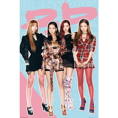 "GB Eye Novelty BlackPink ""Bravado"""